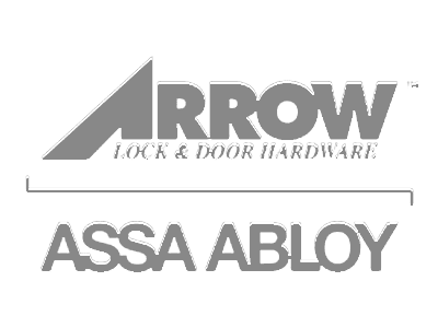 Arrow Locks, Doors and Hardware Logo