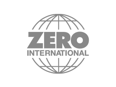 Zero International Allegion Logo